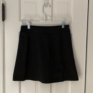 Lady Hagen Black Golf Skort